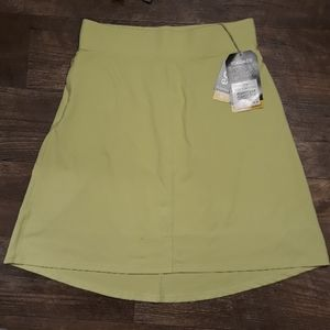 Nwt toad&co skirt lime sz.S
